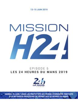 L'hydrogène au départ des 24 Heures du Mans 2019