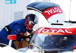 ELMS Spa 2019, la LMPH2G de l'écurie H24Racing effectue son ravitaillement en hydrogène lors des essais libres de la manche de Michelin Le Mans Cup Copyright Jakob Ebrey/MissionH24.