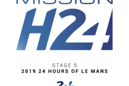 MissionH24 H2 at the start of the Le Mans 24 Hours 2019 20190612 COVER
