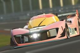 La LMPH2G de MissionH24, Leading Car et Safety Car des 24 Heures du Mans Virtuelles 72x1000.jpg