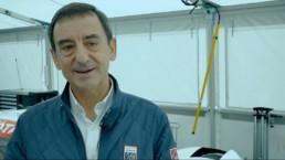 MissionH24, ils en parlent : Pierre Fillon, président de l'Automobile Club de l'Ouest. Copyright MissionH24.