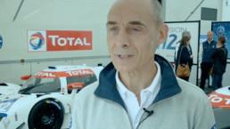 Mission24, ils en parlent : Jean-Michel Bouresche, Responsable des Opérations MissionH24 - Team Principal H24Racing. Copyright MissionH24.