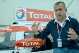 MissionH24, ils en parlent : Yannick Dalmas, quadruple vainqueur des 24 Heures du Mans. Copyright MissionH24.