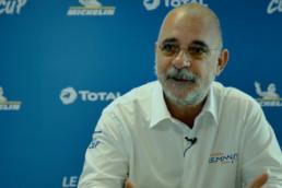 MissionH24, ils en parlent : Eduardo Freitas, Directeur de Course FIA-WEC. Copyright MissionH24.