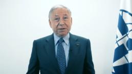 MissionH24_ils en parlent... Jean Todt, Président de la Fédération Internationale de l'Automobile. Copyright MissionH24.